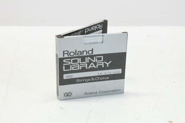 Sound library Strings & Chorus (Chorus is replaced with house hits) B3-9446-x