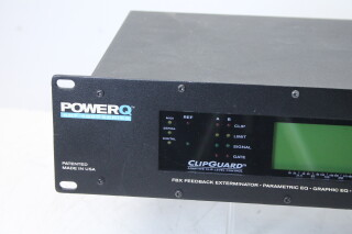 Power Q ADF-4000 Series Multi Effect EV-RK21-4187 NEW 2