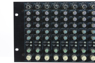 19 Inch 12 Channel Mixer model MPL1204 Mic Mixer FVW-RK-18-5613 NEW 4