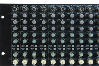 19 Inch 12 Channel Mixer model MPL1204 Mic Mixer FVW-RK-18-5613 NEW 6