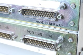 2789 - 64 Port RS 422 Routing Switcher BVH2 RK-17-12061-bv 7