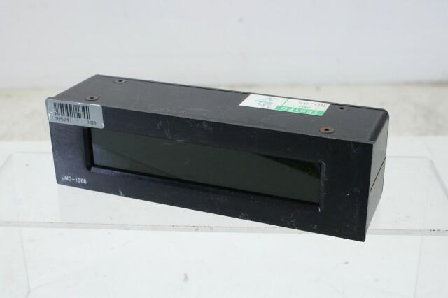 UMD-1686 - Digital Timecode Display E-2-10745-z