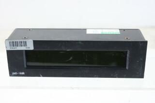 UMD-1686 - Digital Timecode Display E-2-10745-z 2