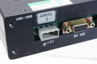UMD-1686 - Digital Timecode Display E-2-10745-z 6