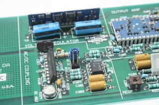 Model 8502, 6 Output Cable Equalizing DA Card/PCB VL-S-11148-z 6