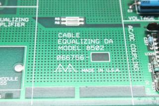 Model 8502, 6 Output Cable Equalizing DA Card/PCB VL-S-11147-z 7