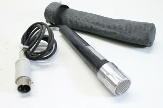 Dynamic Microphone with 3 Pin Din Connector and Protection Cover Frits C-12-10063-z