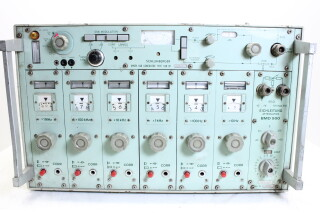 Synth SSB Generator Type SSB 30 with BMD 500 Attenuator and Frequency Selector Modules HEN-ORV-1-4875 NEW
