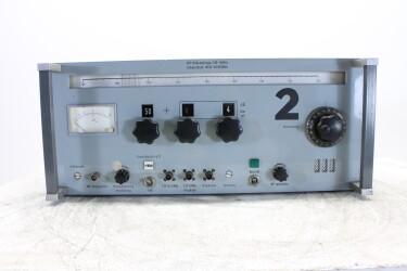 VHF Measuring receiver 100-140mhz HEN-ZV-20-6129 NEW