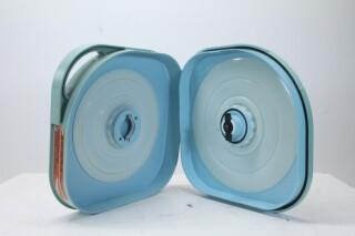 Video Tape Flame Retardant Case EV H-14114-BV 4