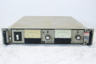 SCR 7,5 -100-0196-OV Power Supply HEN-RK-12-6046 NEW