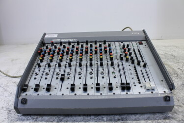 Seeport 8 broadcast mixer /w Lundahl I/O transformers in flightcase (partially revised) JDH-C2-ZV19-6558 NEW