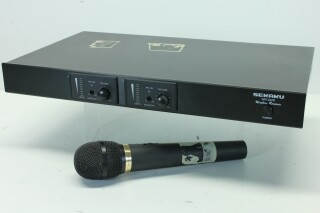 WR-242R Wireless Receiver with WT-212CT Wireless Microphone H-9726-x