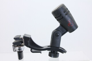 504 Blackfire Dynamic Clip On Drum Microphone (No.4) SHP-D9-3814 NEW