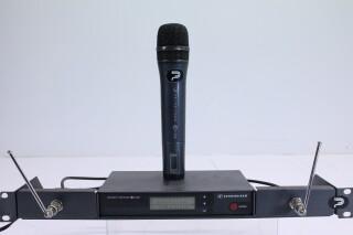 Diversity Receiver EW300 inc. Handheld Mic PUR-R-3768