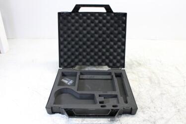 Original plastic case for microphones etc. EV-ZV11-6503 NEW