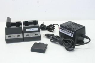 L50 - Beltpack Charging Station Set - with Defect Adaptor BVH2 E-6-12151-bv