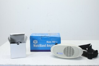 WAP-5 WaistBand Amplifier Speaker EV E-14060-BV