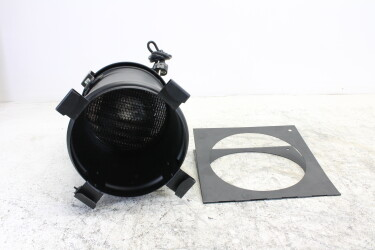 PAR 64 can GX-16D with working bulb and gel frame (No.4) TCE-OR16-6727 NEW