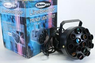 Line Beamer Disco Light - NEW IN BOX BS -12381-BV