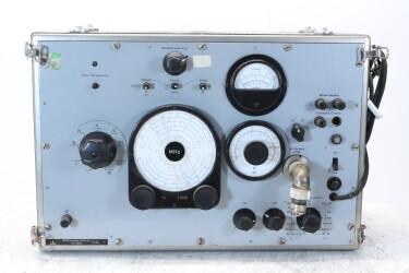 FM/AM Empfänger Meßsender 3 bis 300 MHz Rel 3W41B Receiver Measuring Transmitter HEN-ZV-13-6243 NEW