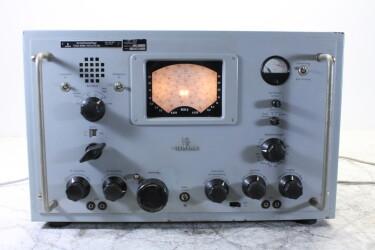 Kurzwellenempfänger/Shortwave Receiver 1,5-30 MHz/255-525 kHz Funk 745E 309b (no.2) HEN-OR16-6377