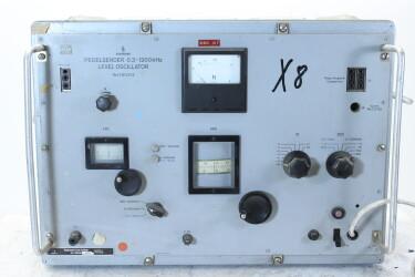Pegelsender Level Oscillator 0,3-1200 kHz Rel 3W29i2 HEN-ZV-9-6195 NEW
