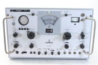 Shortwave Receiver Rel 445 E 311b 1b, 1,5 - 30 MC/S HEN-PLTR-4487