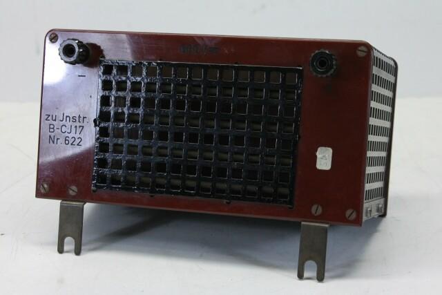 CJ17 Multimeter Divider Resistor KAY S-13698-bv