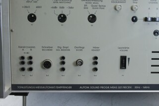 D2060 Automatic Sound Program Measuring Set Receiver 30Hz-16kHz KAY OR-16-13508-BV 4