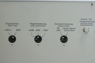 D2060 Automatic Sound Program Measuring Set Receiver 30Hz-16kHz KAY OR-16-13508-BV 5