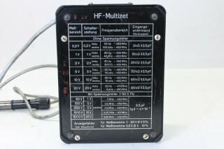 Siemens HF-Multizet Multimeter (No.2) KAY B-9-13591-bv 8