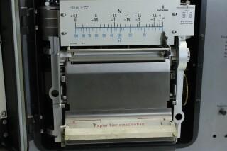 Schreibzusatz Zum Pegelmesser With Telefunken ZZ1040 Tubes KAY OR-13-13993-BV 7