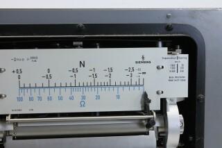 Schreibzusatz Zum Pegelmesser With Telefunken ZZ1040 Tubes KAY OR-13-13993-BV 8