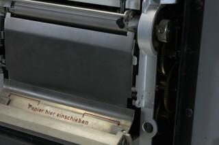 Schreibzusatz Zum Pegelmesser With Telefunken ZZ1040 Tubes KAY OR-13-13993-BV 9
