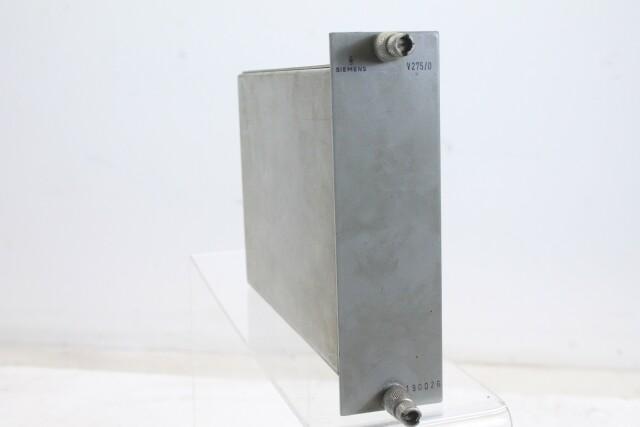 Siemens Sitral V275/0 Discrete Summing Amplifier (No.4) KAY OR-9-13587-BV