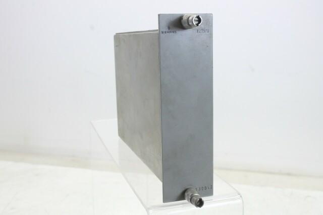 Siemens Sitral V275/0 Discrete Summing Amplifier (No.5) KAY OR-9-13588-BV