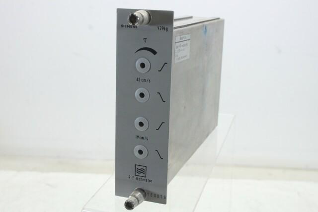 Siemens Sitral V296g R-F Generator (No.2) KAY OR-8-13511-BV