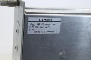 Siemens Sitral V296g R-F Generator (No.3) KAY OR-8-13512-BV 4