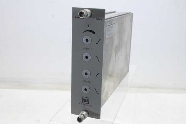 Siemens Sitral V296g R-F Generator (No.4) KAY OR-8-13513-BV