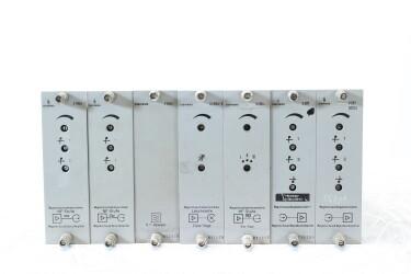 Siemens Sitral V296/V297 Full Mono Recording Set For M10,M15,M5 KAY-OR-7-6031 NEW
