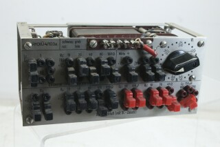 Siemens T103A Sort Of Power Routing Module With Trafo (No.1) KAY C/D-13474-BV 1