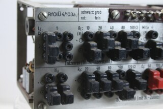 Siemens T103A Sort Of Power Routing Module With Trafo (No.1) KAY C/D-13474-BV 2