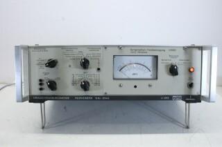 U2033 Noisemeter - Geräuschspannungsmesser - PSOPHOMETER 15Hz-20kHz M-13161-BV