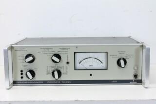 U2033 Noise Voltage Meter - Psophometer - 15HZ-20KHZ (No.3) KAY N-13555-bv 2