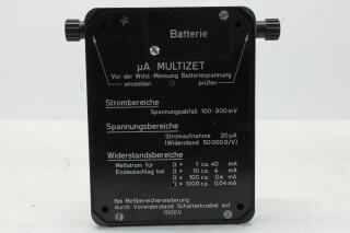 µA Multizet L11 P10 Meter KAY B-1-13620-bv 6