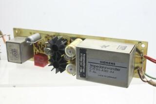 Siemens Vintage Ausgansübertrager B71909-J42-A984 (No.2) KAY E4-13800-BV