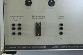 W2060 Autom. Sound Progr. Meas. Set -Transm 30Hz-16kHz KAY OR-16-13507-BV 3