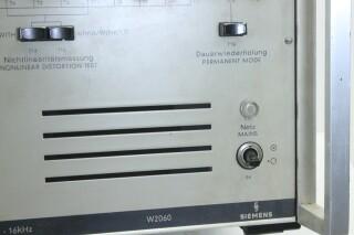 W2060 Autom. Sound Progr. Meas. Set -Transm 30Hz-16kHz KAY OR-16-13507-BV 5