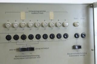 W2060 Autom. Sound Progr. Meas. Set -Transm 30Hz-16kHz KAY OR-16-13507-BV 6